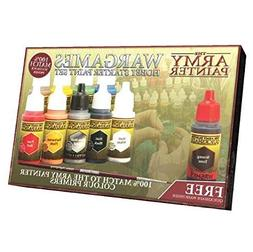 The Army Painter Miniatures Paint Set, 10 Model Paints with