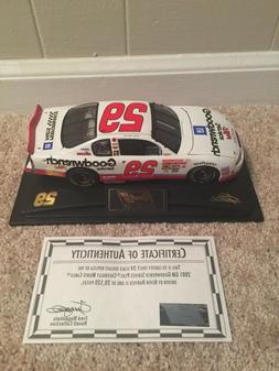Mint Kevin Harvick NASCAR Racing Revell 2001 Chicagoland Spe