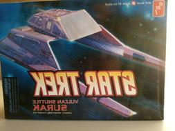 MISB 2010  AMT #AMT641  STAR TREK VULCAN SHUTTLE SURAK  MODE