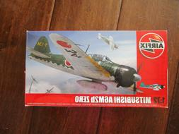 Airfix Mitsubishi A6M2b Zero 1:72 Scale Plastic Model Plane