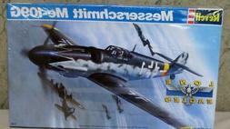 Revell Model Airplane German WWII Messerschmitt ME - 109G 1/