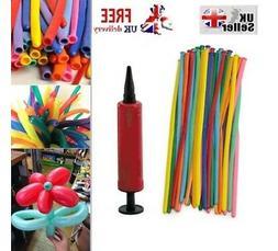 Model Balloon Kit Pump Set Party Kids Novelty Shape Creative
