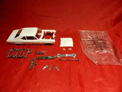 Model Car Parts Revell 1969 Chevy Nova Body and Glass 1/25