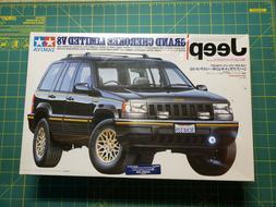 Tamiya Model Jeep Grand Cherokee Limited V8 1/24 Scale Sport