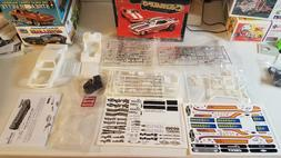 AMT Model King Camaro Funny Car 1/25 Scale Kit# 21775P, comp