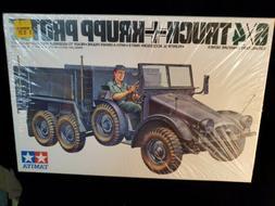 Tamiya model KIT - 1/35 GERMAN KRUPP PROTZE 6x4 TRUCK  MM204