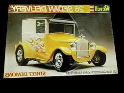 Model Kit 1926 Sedan Delivery Revell Street Demons Series 1: