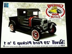 Model Kit 1929 Ford Pickup 3n1 Kit Revell Goodguy's Rod & Cu