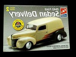 model kit 1940 ford sedan delivery amt
