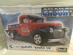 Model Kit 1941 Chevrolet Pickup Truck 2n1 Kit Revell Trucks