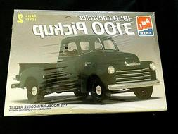 Model Kit 1950 Chevrolet 3100 Pickup Truck AMT 1:25