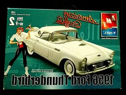 "Model Kit 1956 Ford Thunderbird ""American Graffiti"" AMT 1:25"