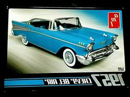 Model Kit 1957 Chevrolet Bel Air AMT 1:25