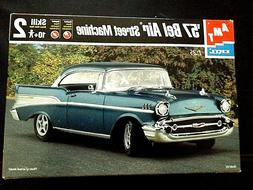 Model Kit 1957 Chevrolet Bel Air Street Machine AMT 1:25