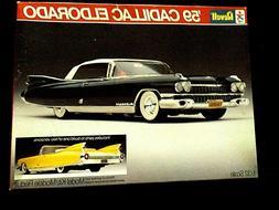 Model Kit 1959 Cadillac Eldorado 2n1 Kit Revell 1:32 Scale