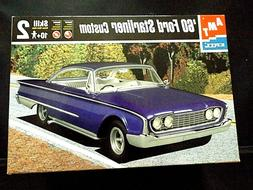 Model Kit 1960 Ford Starliner Custom AMT 1:25