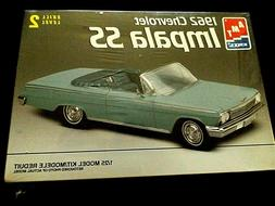 model kit 1962 chevrolet impala ss 409
