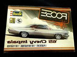 Model Kit 1965 Chevrolet Impala Foose Design Revell 1:25