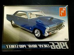 model kit 1966 chevrolet nova pro street