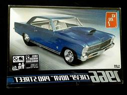 Model Kit 1966 Chevrolet Nova SS Pro Street AMT 1:25