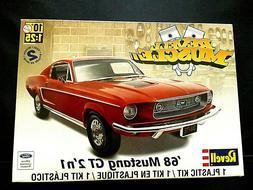 model kit 1968 ford mustang gt 2