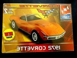 Model Kit 1972 Chevrolet Corvette AMT 1:25