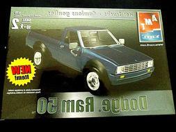 model kit dodge ram 50 pickup truck