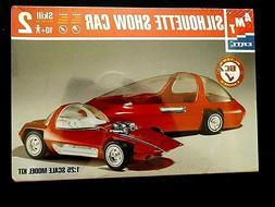 Model Kit Silhouette Show Car & Custom Trailer 2n1 KIt AMT B