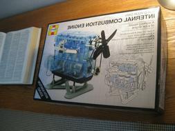 HAYNES  MODEL KIT WORKING INTERNAL COMBUSTION ENGINE,INCL IG
