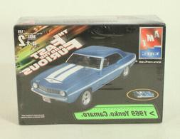 AMT Model Kit Yenko Camaro Fast And The Furious  1:25 Scale
