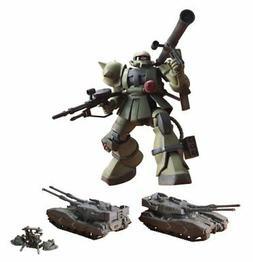 Model_kits Bandai 577320 GUNDAM MS-06 ZAKU GROUND WAR SET 1/