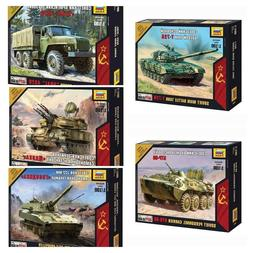 "Model Kits ""Soviet modern military hardware, armed forces Co"