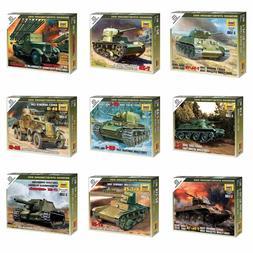 "Model Kits ""Soviet tanks / motorized forces WWII"" toy figure"