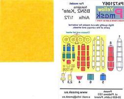 Model Maker 1/72 NAKAJIMA B5N2 KATE Kabuki Tape Paint Mask S