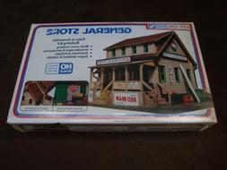 Model Railroad Building Kit  HO scale by Life-Like #1351 SEA
