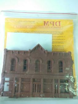 Model Railroad Building Kit  HO scale by DPM #108 NIP