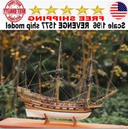 Model Royal Navy ships wooden kit 1577 ship kits boat models