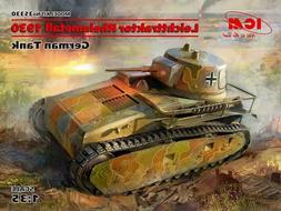 ICM Models 1/35 German Leichttraktor Rheinmettal 1930 Tank P