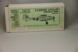 Magna Models 1:72 Model Plane Kit #6472 Fairey Albacore Resi