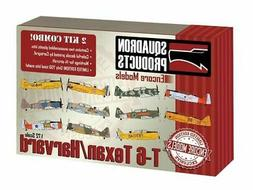 Encore Models 72105 T-6 Texan/Harvard 2 Kit Combo 1/72 Scale