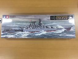 Tamiya Models Japanese Battleship Yamato Model Kit