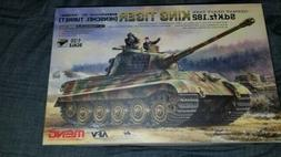 Meng Models King Tiger German Heavy Tank Sd.Kfz.182 1/35 mod
