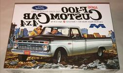 moebius 1966 ford f 100 custom cab