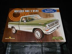 moebius model king 1228 1970 ford f
