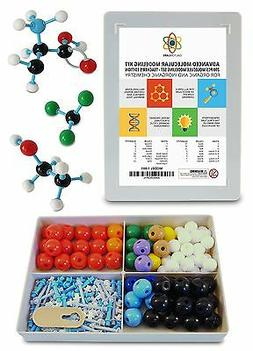 Molecular Model Kit With Molecule Structure Building Softwar