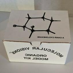 Molecule MODEL KIT Chemistry Molecular Visions 1996 A CHAIR