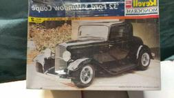 Revell Monogram '32 Ford 3 Window Coupe Model Kit 1/25 Scale