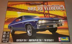 Revell Monogram 4492  1969 Chevrolet Chevelle SS 396  plasti