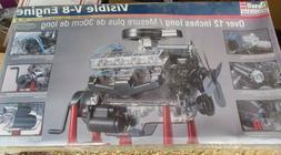 Revell Monogram 85-8883 Visible V-8 Engine  1/4 scale  1998