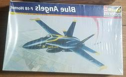 Revell/Monogram Blue Angels F-18 Hornet Plastic Model Kit 1: